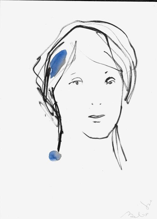 Classical Portrait 4, 21x29 cm - Image 0