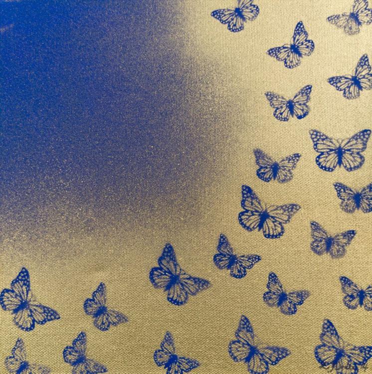 Evening Butterflies - Image 0