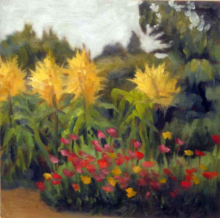 Norma's Garden -