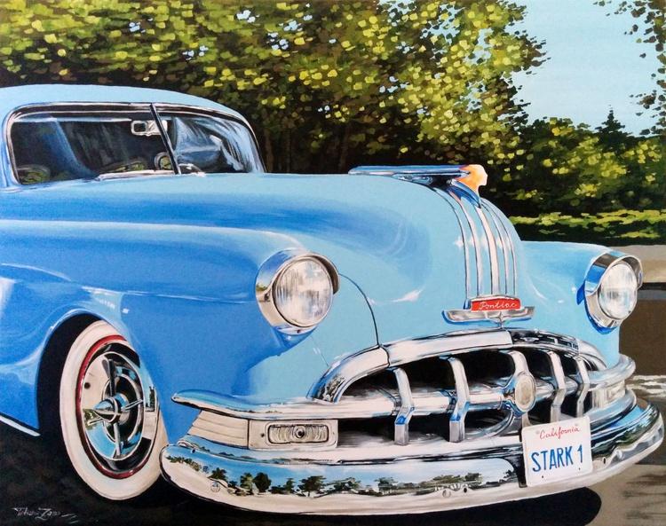 Pontiac Chieftain  92x73 cm (36.2x28.7) - Image 0