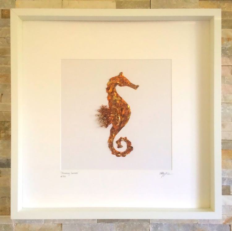 Shimmering Seahorse - Image 0