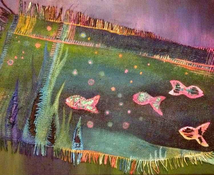 Shallow Pond -