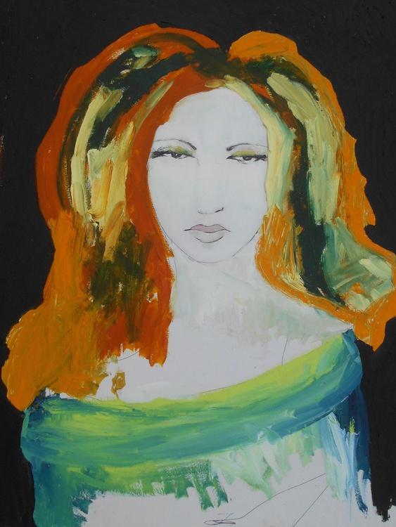 woman II - Image 0