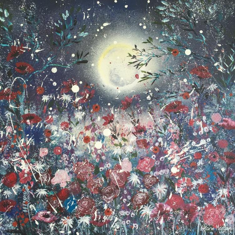 Rose garden under the stars - Image 0