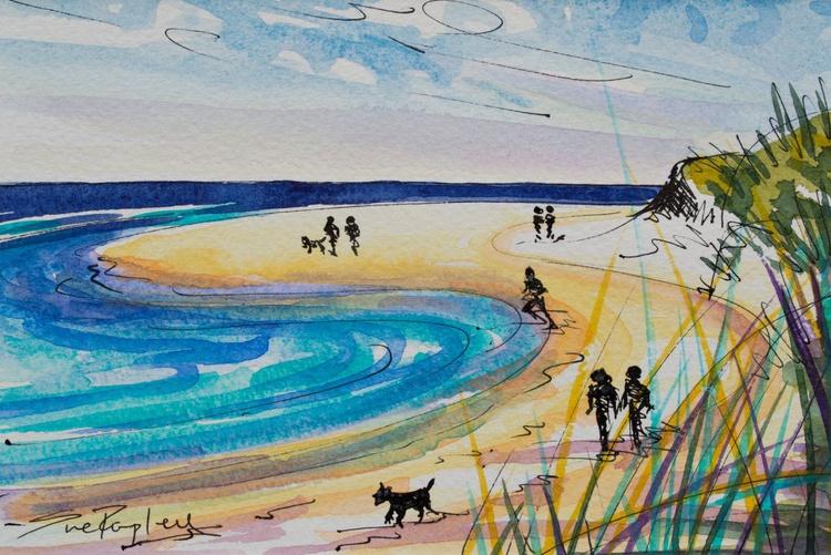 Beach Walkers - Image 0