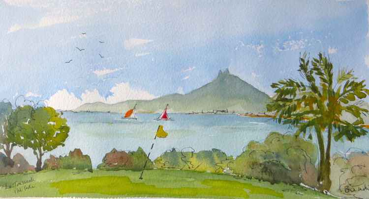 The Golf Course at le Touessrok Resort, Mauritius