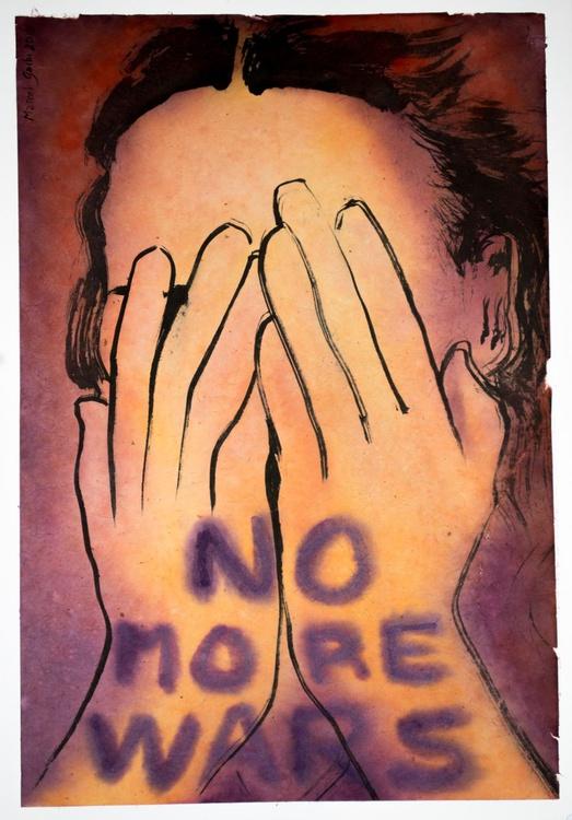 NO MORE WARS - Image 0