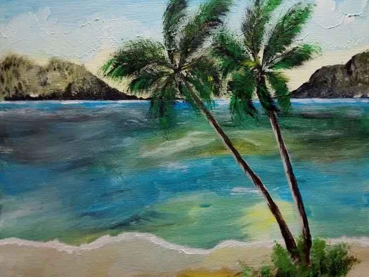 Tropical Beach -
