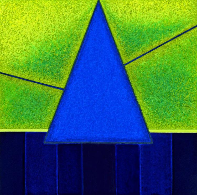 LEVITATING BLUE - Image 0