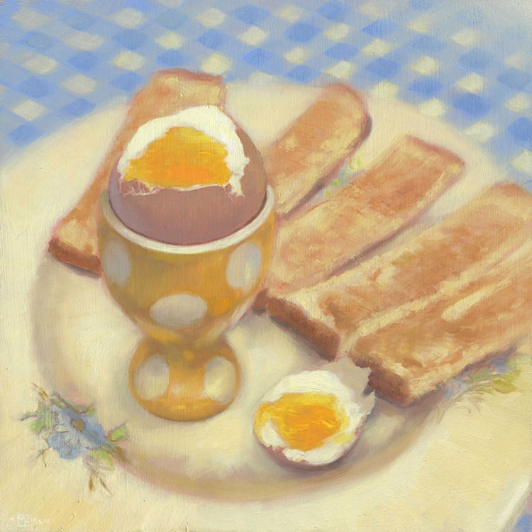 Egg And Soldiers - Image 0