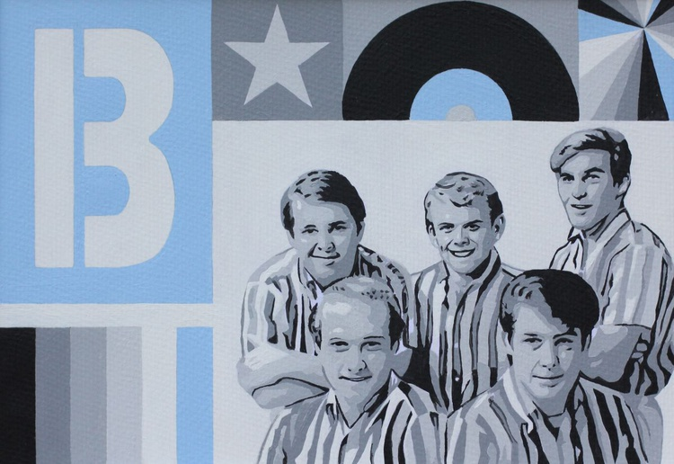 Surfs Up, a portrait of The Beach Boys 2014 - Image 0
