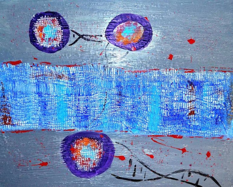 Contemporary Art - Lavish - Image 0