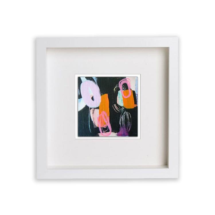 mini abstract #34 - Image 0