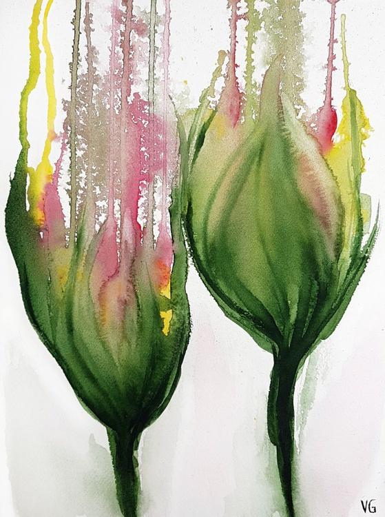 Melting flowers - Image 0