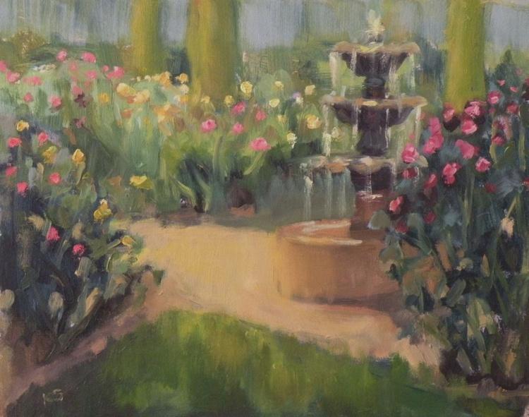 Garden Rendezvous - Image 0