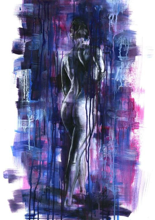 Melancholy in Blue - Image 0