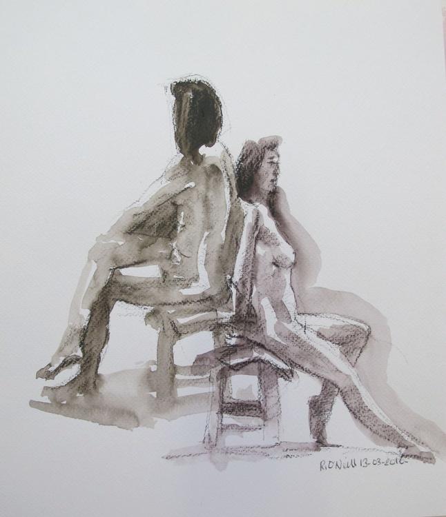 2 nudes - Image 0