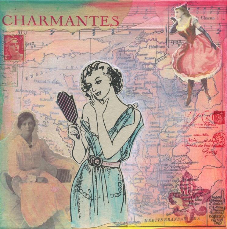 Paris, charmantes. - Image 0