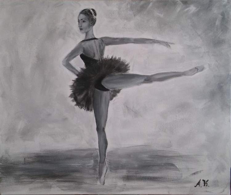 Ballerina 3 - Image 0