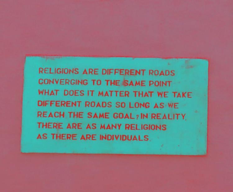Roads, Reality, Religion II - Image 0