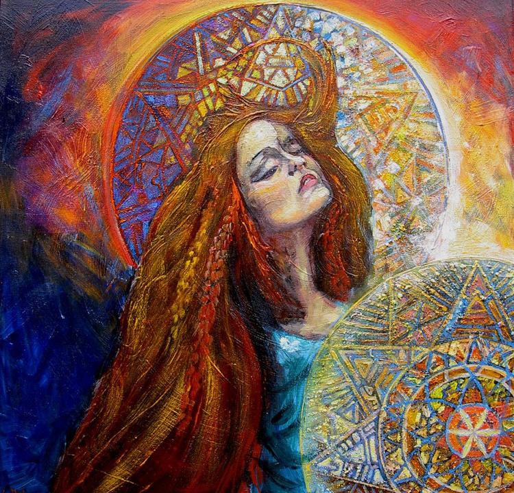 Solar Goddess - Image 0