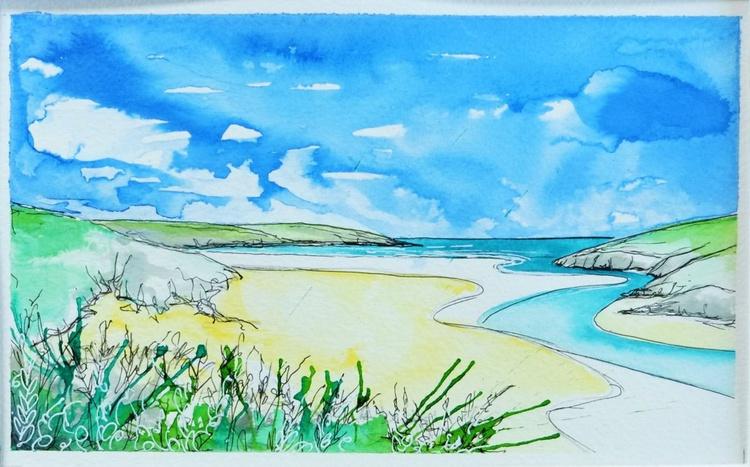 Crantock beach - Image 0