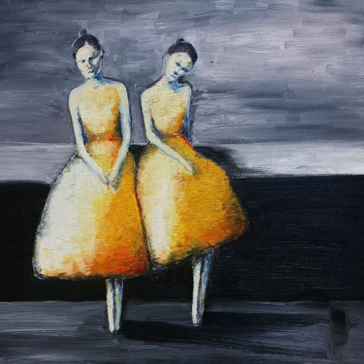 Dancers on a break - Image 0
