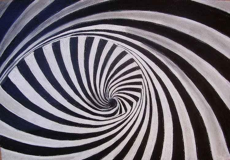 A Black Hole -