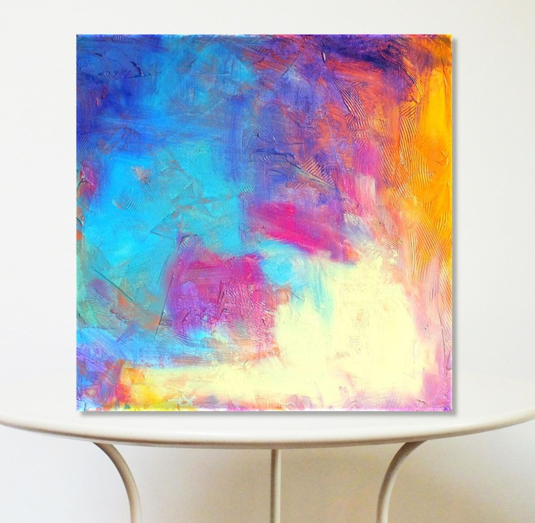 Undefined n.º 17, 30 x 30 cm - 12 x 12 in, SPECIAL DEAL, valid to July 3 - Image 0