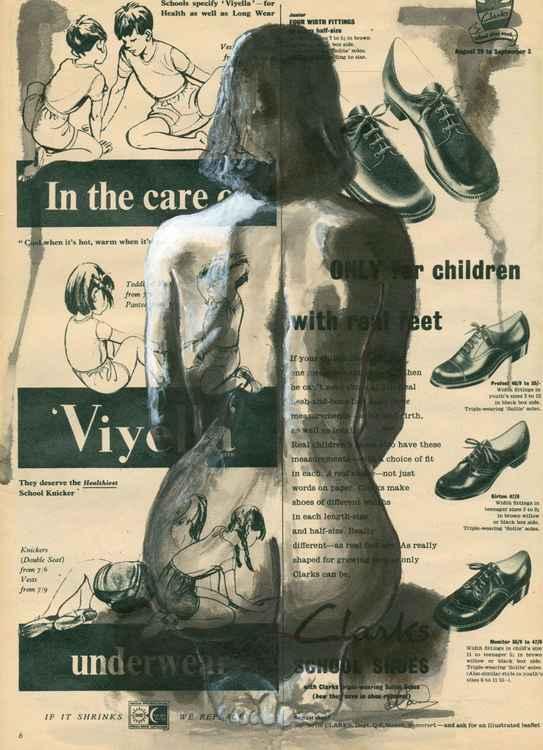 Vintage Nude -
