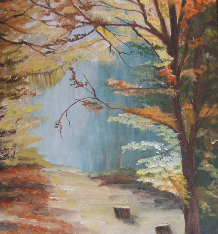 Autumn Glade - Image 0