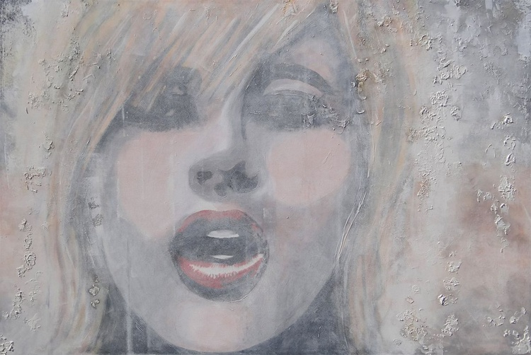 cherry lips (XL artwork) - Image 0
