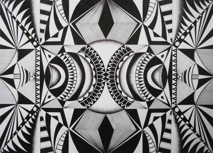 Pattern Worlds