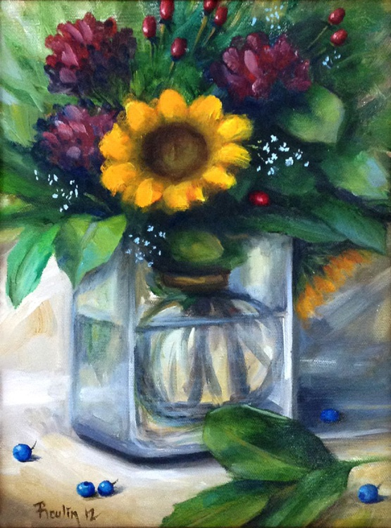 Bouquet And Berries - Image 0