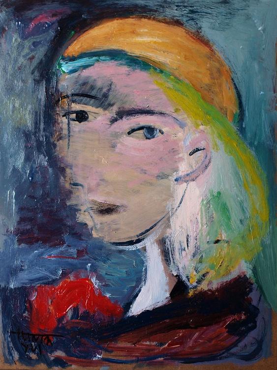 little face 4 (Post-Picasso reaction/comment) - Image 0