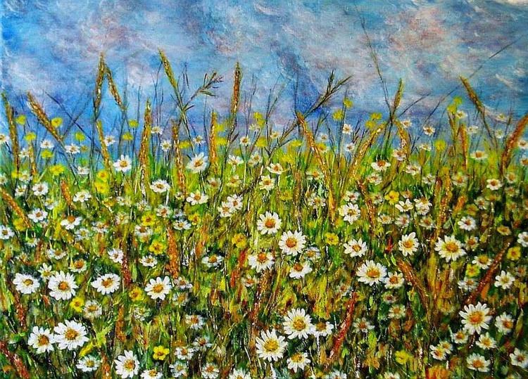 Meadow full of flowers.. - Image 0