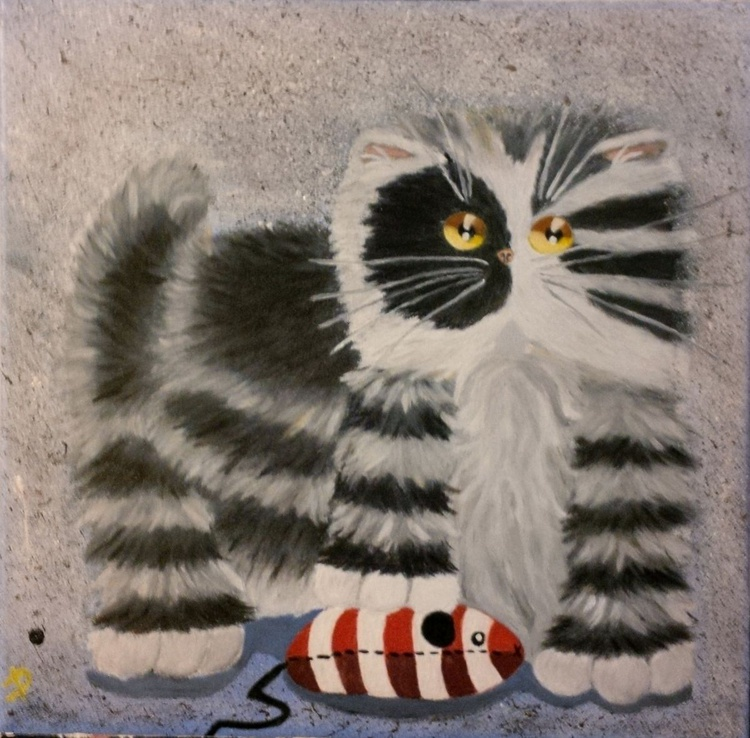 Kitty for little Miriam - Image 0