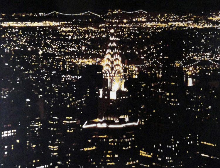 Chrysler Building by Night - Image 0