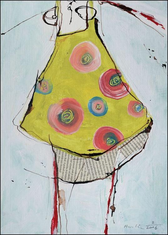 Spring Skirt (Yellow) - Image 0