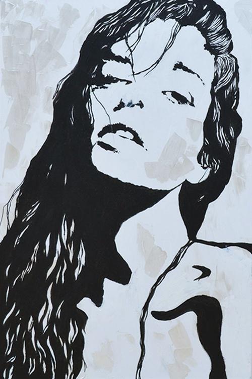 DESPITE ALL - BLACK AND WHITE PORTRAIT - Image 0