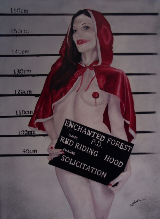 Red Riding Hood: Solicitaion. - Image 0