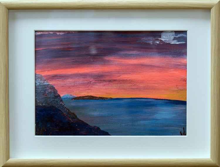 Sunset Sky -