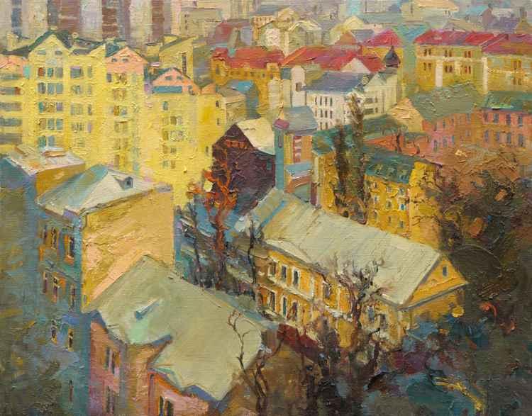 Podil. Kyiv