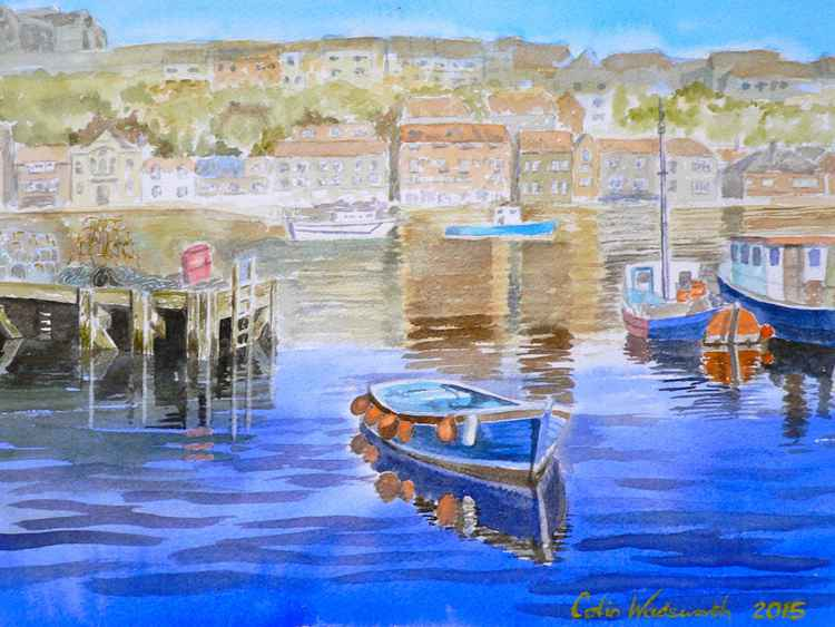 Whitby Harbour (2), North Yorkshire -