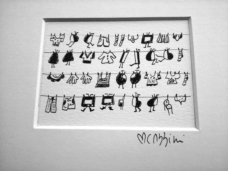 Laundry Tvs drawing - Image 0