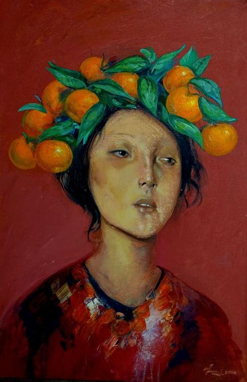 Portrait #4 - Image 0