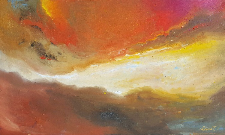 Abstract landscape III. - Image 0
