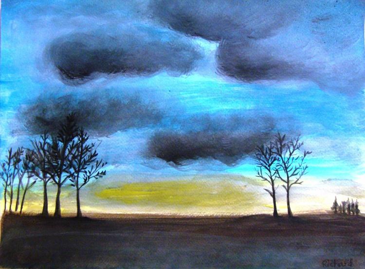 Dark clouds - Image 0