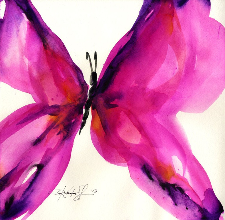 Butterfly Song No. 37 - Image 0
