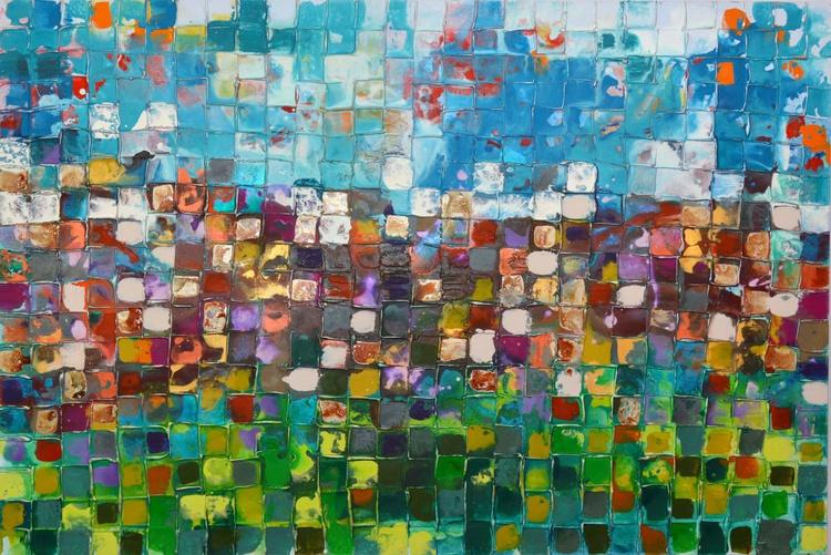 Patchwork Landscape - Image 0